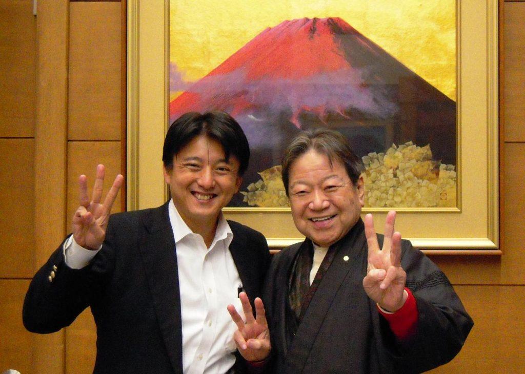 第41回『ビジネス開運塾』日本一の個人投資家竹田和平さんの動画講演会